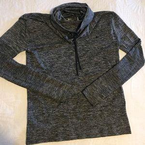Nike cowl-neck longsleeve